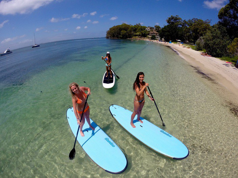 Surfboard Equipment Hire Rental