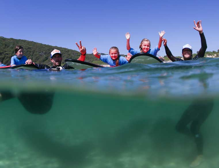 About Port Stephens Surf School