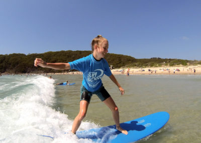 Group Beginner Surfing Lessons