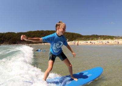 Group Beginner Surfing Lessons