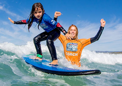 Weetbix SurfGroms Surfing Lesson