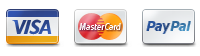 Port Stephens Surf School accepts Visa Mastercard and PayPal